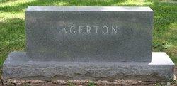 Melissa Jane <i>Montgomery</i> Agerton