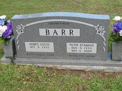 Ruth <i>Eckman</i> Barr