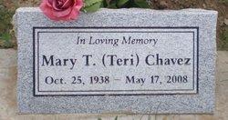 Mary T Teri Chavez