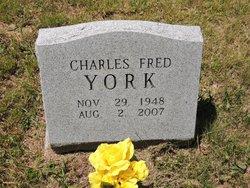 Charles Fred York