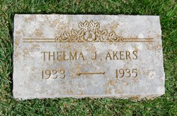 Thelma Juanita Akers
