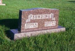 Bessie Mabel <i>Wells</i> Sunding