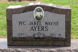 PFC Jarel Wayne Ayers