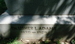 Dr Usher L. Adams