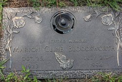 Marion Cline Bloodsworth