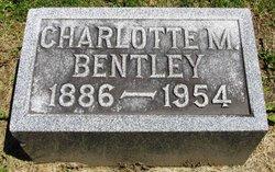 Charlotte M. Bentley