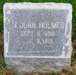 W. John Holmes