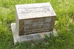 Adolph Achilles