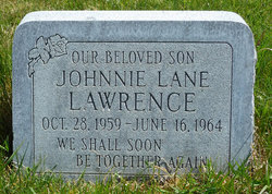 Johhnie Lane Lawrence