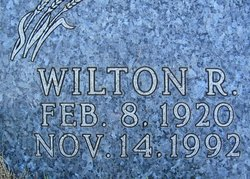 Wilton R Erickson