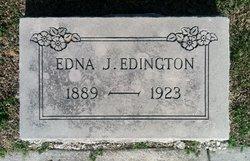 Edna Jane <i>Ludy</i> Edington