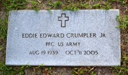 Eddie Edward Crumpler, Jr