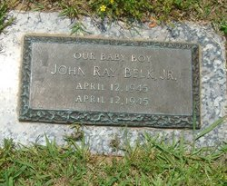 John Ray Belk, Jr