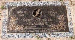 Sybil <i>Thomas</i> Clauder