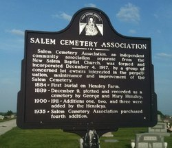 New Salem Funeral Home and Cemetery