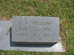 Isham Nuton Hellums