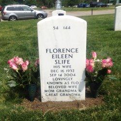 Florence Eileen Flo <i>Slife</i> Wells