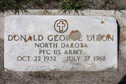 Donald George Dixon