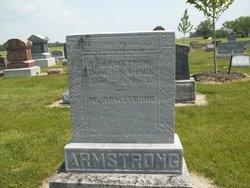 Mary A <i>Flatter</i> Armstrong