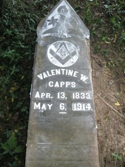 Valentine Willis Capps