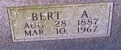 Bert Allen Webb