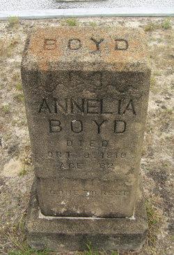 Annelia Boyd