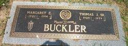 Thomas Joseph Buckler, Sr