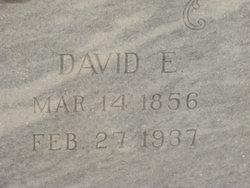David Erastus Bird