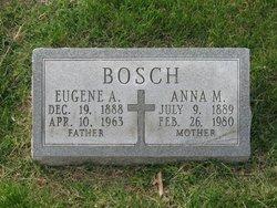 Anna M <i>Schneider</i> Bosch