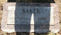 Vesta <i>Stovall</i> Baker