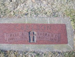 Laura H C <i>Johnson</i> Carlson