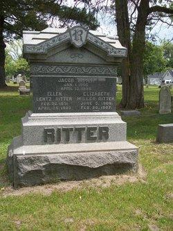 Elizabeth <i>Miller</i> Ritter