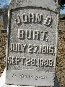 John Daniel Burt