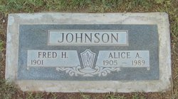 Alice Audry Johnson