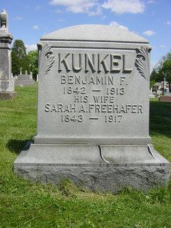 Sarah Ann <i>Freehafer</i> Kunkel