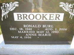 Ronald Burl Brooker