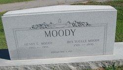 Iris <i>Tuggle</i> Moody