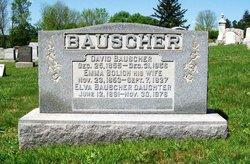 Emma <i>Bolich</i> Bauscher