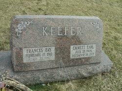 Frances Fay <i>Brown</i> Keefer