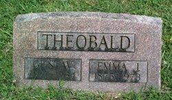 Emma Jane <i>Spragg</i> Theobald