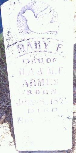 Mary F. Armes