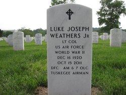LTC Luke Joseph Weathers, Jr