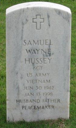 Samuel Wayne Hussey