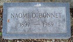 Naomi <i>Dickens</i> Bonnet