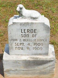 Leroe Cooper