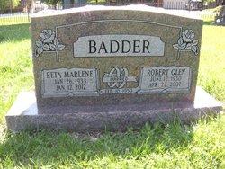 Reta M <i>Kennon</i> Badder