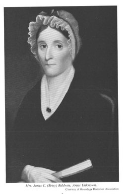 Elizabeth Eliza <i>Warner</i> Baldwin