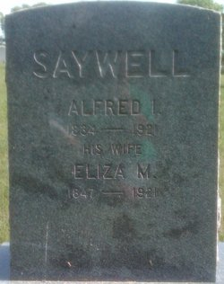 Alfred Isaac Saywell