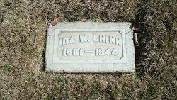 Ida Walker <i>Walker</i> Chinn
