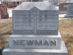 Rosa <i>Moss</i> Newman